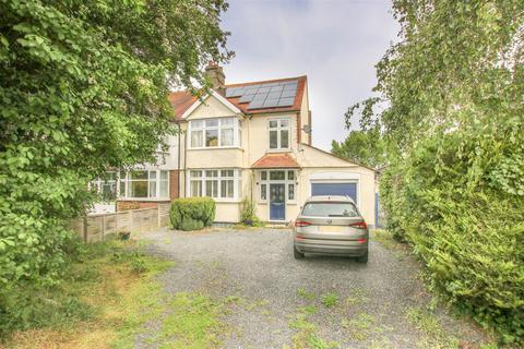3 bedroom semi-detached house for sale - Aston Clinton Road, Weston Turville, Aylesbury