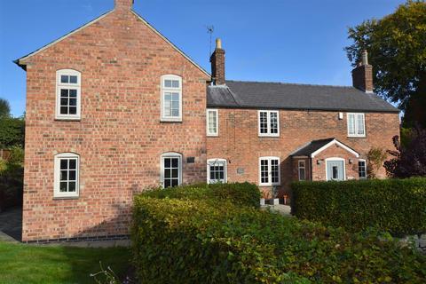 4 bedroom detached house for sale - Beech Cottage, Quarndon Village, Derby