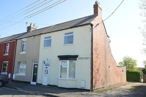 2 bedroom end of terrace house to rent - Front Street, Broompark, Durham