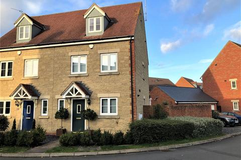 3 bedroom semi-detached house for sale - Henchard Crescent, Taw Hill, Swindon
