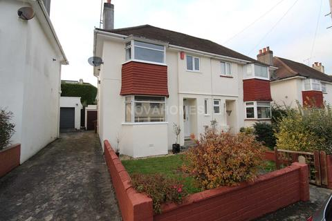 3 bedroom semi-detached house for sale - Maitland Drive, Hartley Vale, PL3 5RU