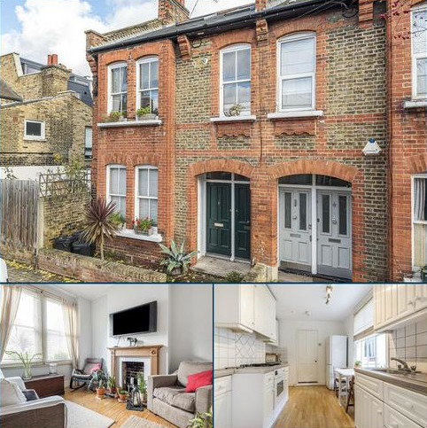 1 bedroom flat for sale - Ingelow Road, Battersea