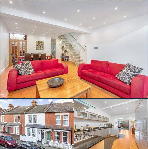 3 bedroom terraced house for sale - Oxford Gardens, London, W4