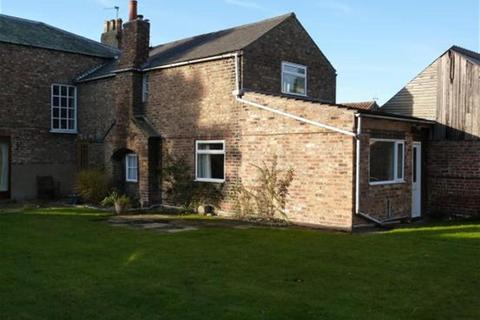 2 bedroom semi-detached house to rent - Claxton, York, YO60 7SD