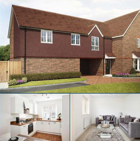 2 bedroom house for sale - Plot 186, The Penrith at Longacre, Basingstoke, Hampshire RG23