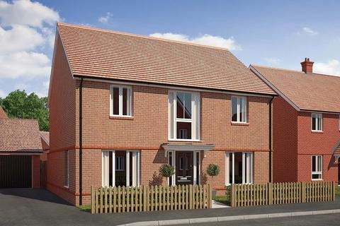 4 bedroom detached house for sale - Plot 233, The Cresswell at Longacre, Basingstoke, Hampshire RG23