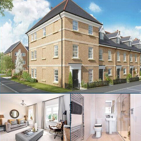 4 bedroom semi-detached house for sale - Plot 93, The Codnor at Locksley Place, Lavender Hill, Enfield, London EN2