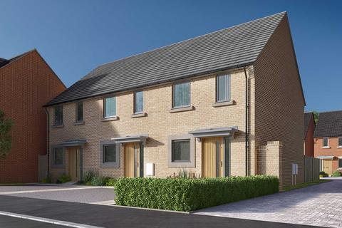 2 bedroom terraced house for sale - Plot 147, The Harcourt A at The Boulevards, Northstowe, Cambridgeshire  CB24