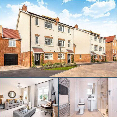 4 bedroom end of terrace house for sale - Plot 25, The Lambton at Locksley Place, Lavender Hill, Enfield, London EN2