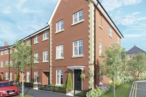 4 bedroom end of terrace house for sale - Plot 01, The Greystoke at Locksley Place, Lavender Hill, Enfield, London EN2