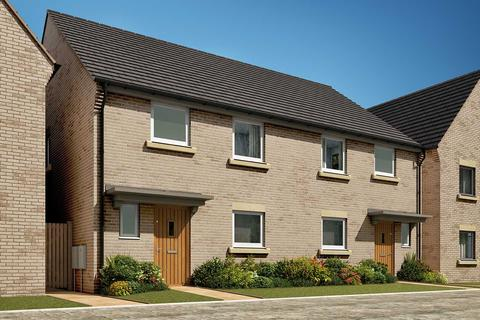 3 bedroom semi-detached house for sale - Plot 68, The Eveleigh at The Boulevards, Northstowe, Cambridgeshire  CB24