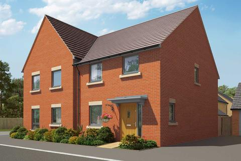3 bedroom terraced house for sale - Plot 33, The Cheveley at The Boulevards, Northstowe, Cambridgeshire  CB24