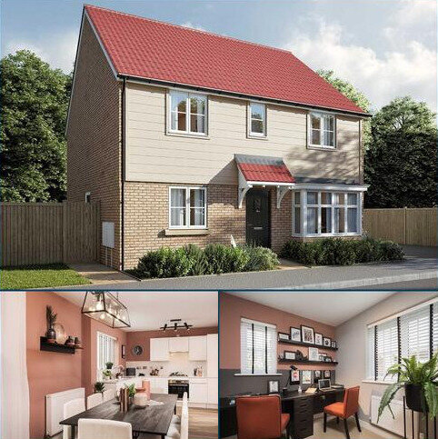 4 bedroom detached house for sale - Plot 19, The Pembroke at Strawberry Fields, Market Grove, Great Yeldham, Essex CO9