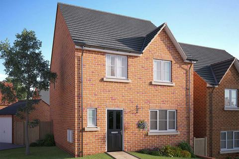 4 bedroom detached house for sale - Plot 223, The Mylne at Copperfields, Showground Road, Malton, North Yorkshire YO17
