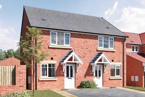Linden Homes - Bishops Park - Plot 584, Maidstone at Burton Woods, Rosedale, Spennymoor, SPENNYMOOR DL16