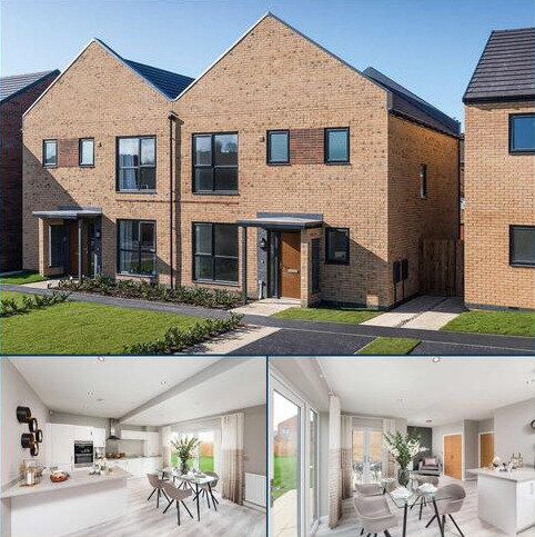 3 bedroom semi-detached house for sale - Plot 105, The Elm at The Aspens, Mount Pleasant Road, Birtley, Tyne and Wear DH31F