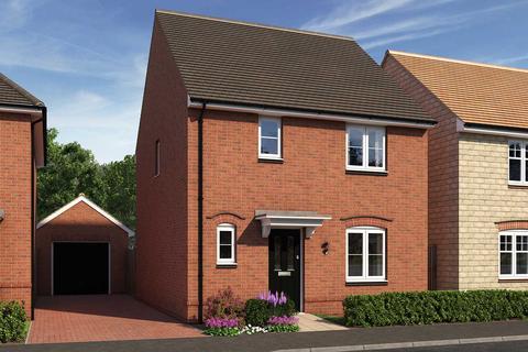 Linden Homes - The Grange - Mill Lane, Swindon, SWINDON
