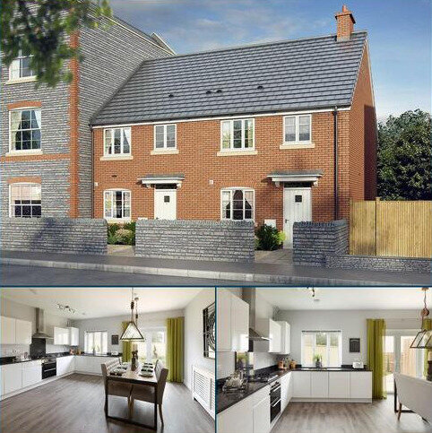 3 bedroom terraced house for sale - Plot 106, The Hawthorn at Bitton Mill, Bath Road, Bristol, South Gloucestersire BS30