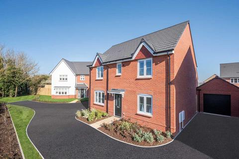 4 bedroom detached house for sale - Plot 107, The Leverton at The Grange, Swindon Road, Wroughton, Wiltshire SN4