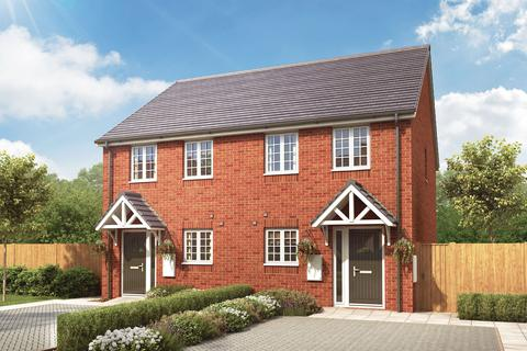 Linden Homes - Charnwood Place - Plot 263, WALTHAM at City Heights, Somerset Avenue, Leicester, LEICESTER LE4