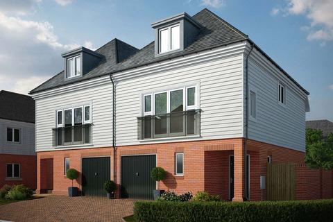 4 bedroom terraced house - Plot 38, The Athlone at Waterford Place, Avery Hill Road, New Eltham, London SE9