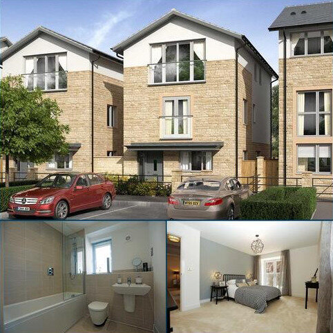 4 bedroom detached house for sale - Plot 126, The Aseda at Ensleigh, Beckford Drive, Lansdown, Bath BA1