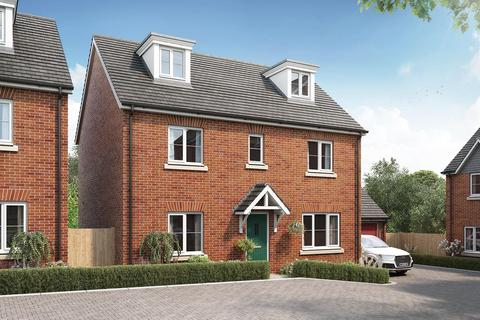 5 bedroom detached house for sale - Plot 168, The Lutyens at Tithe Barn, Tithebarn Link Road, Exeter, Devon EX1