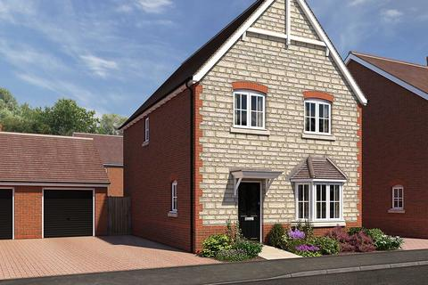 Linden Homes - Blunsdon Chase - Plot 20, The Clayton at Saxon Grove, Restrop Road SN5