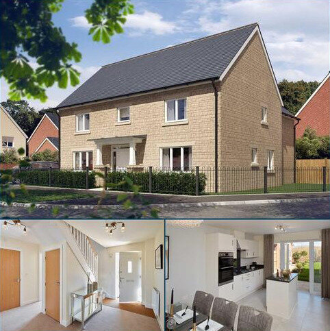 4 bedroom detached house for sale - Plot 84, The Witcombe at Cleeve View, Vale Road Bishop's Cleeve Gloucester GL52