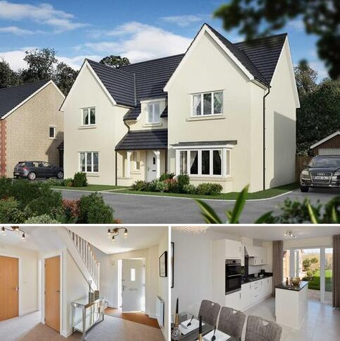 5 bedroom detached house for sale - Plot 112, The Cleeve at Cleeve View, Vale Road Bishop's Cleeve Gloucester GL52