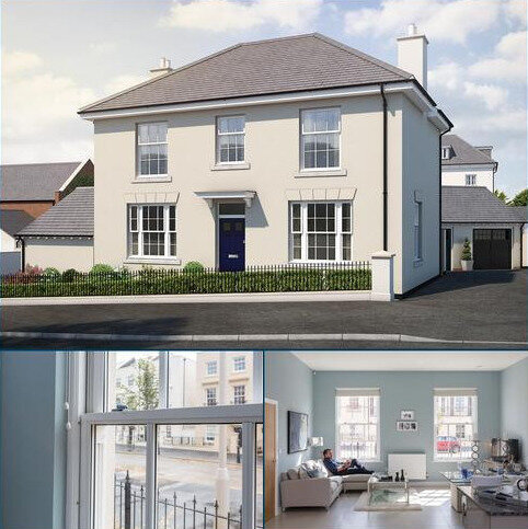 4 bedroom detached house for sale - Plot 110, The Lamerton at Sherford, Sherford, Off Haye Road, Plymouth, Devon PL9