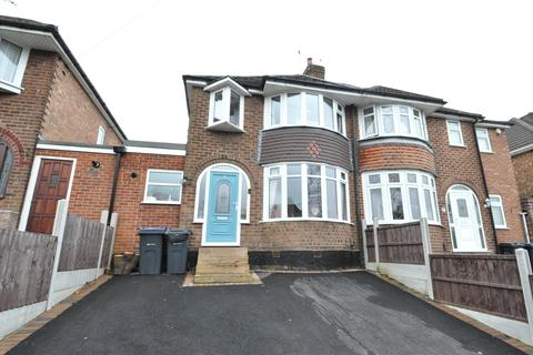 3 bedroom semi-detached house for sale - Lindsworth Road, Kings Norton, Birmingham, B30