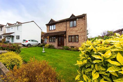 4 bedroom detached house for sale - Shire Court, Quakers Yard, Treharris