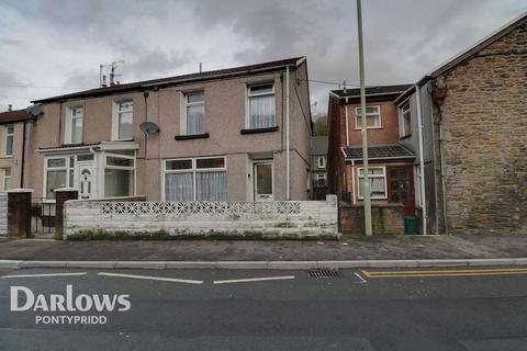 4 bedroom end of terrace house for sale - Trehafod Road, Pontypridd
