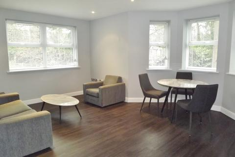 2 bedroom apartment to rent - Elmhurst Court, Heathcote Road, Camberley, Surrey GU15
