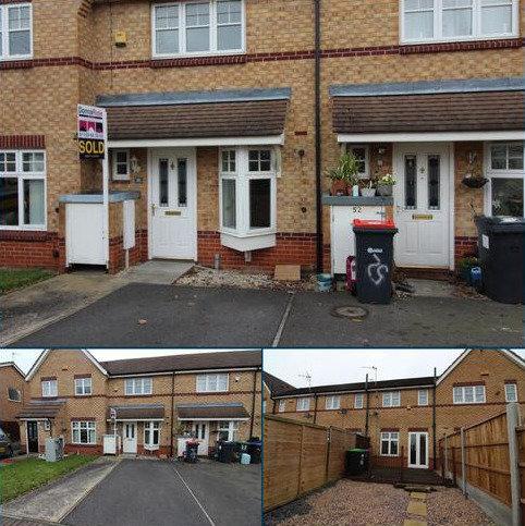 2 bedroom townhouse to rent - Versailles Gardens, Hucknall, Nottingham NG15
