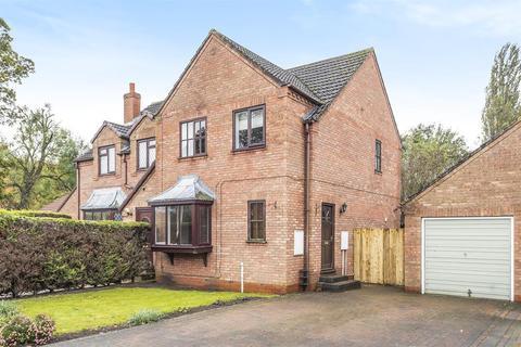 3 bedroom semi-detached house for sale - Coach House Garth, Barmby Moor, York, YO42 4DZ