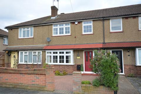 3 bedroom terraced house for sale - Firham Park Avenue, Harold Wood, Romford RM3