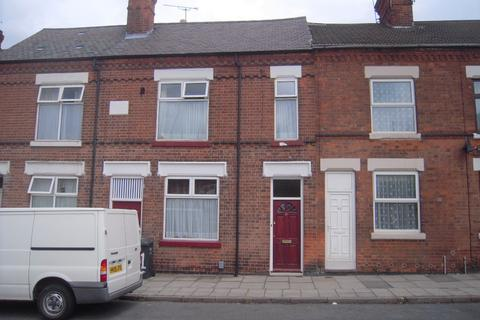 4 bedroom terraced house to rent - Wordsworth Road, Leicester LE2 6ED