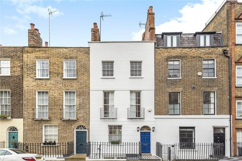 3 bedroom terraced house for sale - Molyneux Street, London, W1H