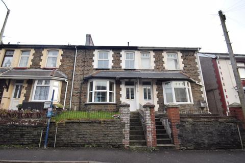 3 bedroom terraced house for sale - 27 King Edward Street, Blaengarw, Bridgend, Bridgend County Borough, CF32 8ND