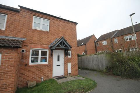 2 bedroom semi-detached house to rent - Carty Road, Hamilton, Leicester, LE5