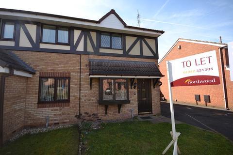2 bedroom semi-detached house to rent - Minstrel Close, Abram, Wigan, WN2.