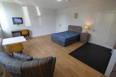 Studio to rent - Studio Midwood House, Midwood Street, Widnes