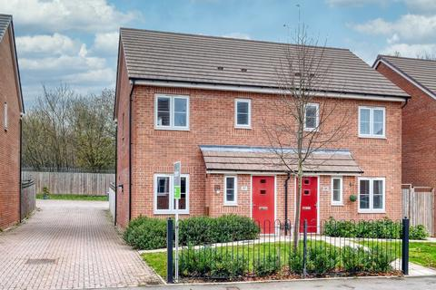 3 bedroom semi-detached house for sale - East Works Drive, Cofton Hackett, Birmingham, B45 8GR