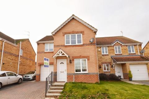 3 bedroom detached house for sale - Dickens Way, Crook