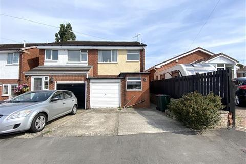 3 bedroom semi-detached house for sale - Manvers Close, Swallownest, Sheffield, S26 4RD