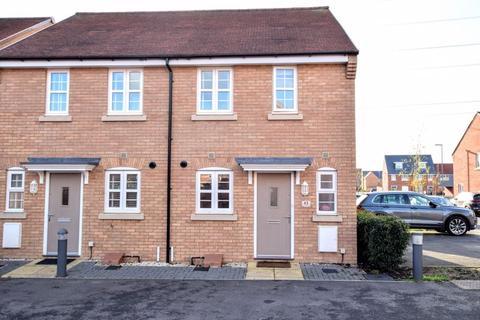 2 bedroom semi-detached house for sale - Merton Close,Aylesbury