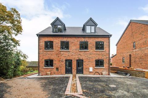 4 bedroom semi-detached house for sale - Plot 7 Ashbourne Road, Leek, Staffordshire, ST13