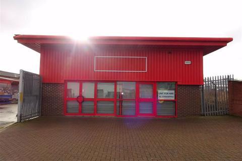 Industrial unit to rent - Hubbway Business Centre, Cramlington, Northumberland